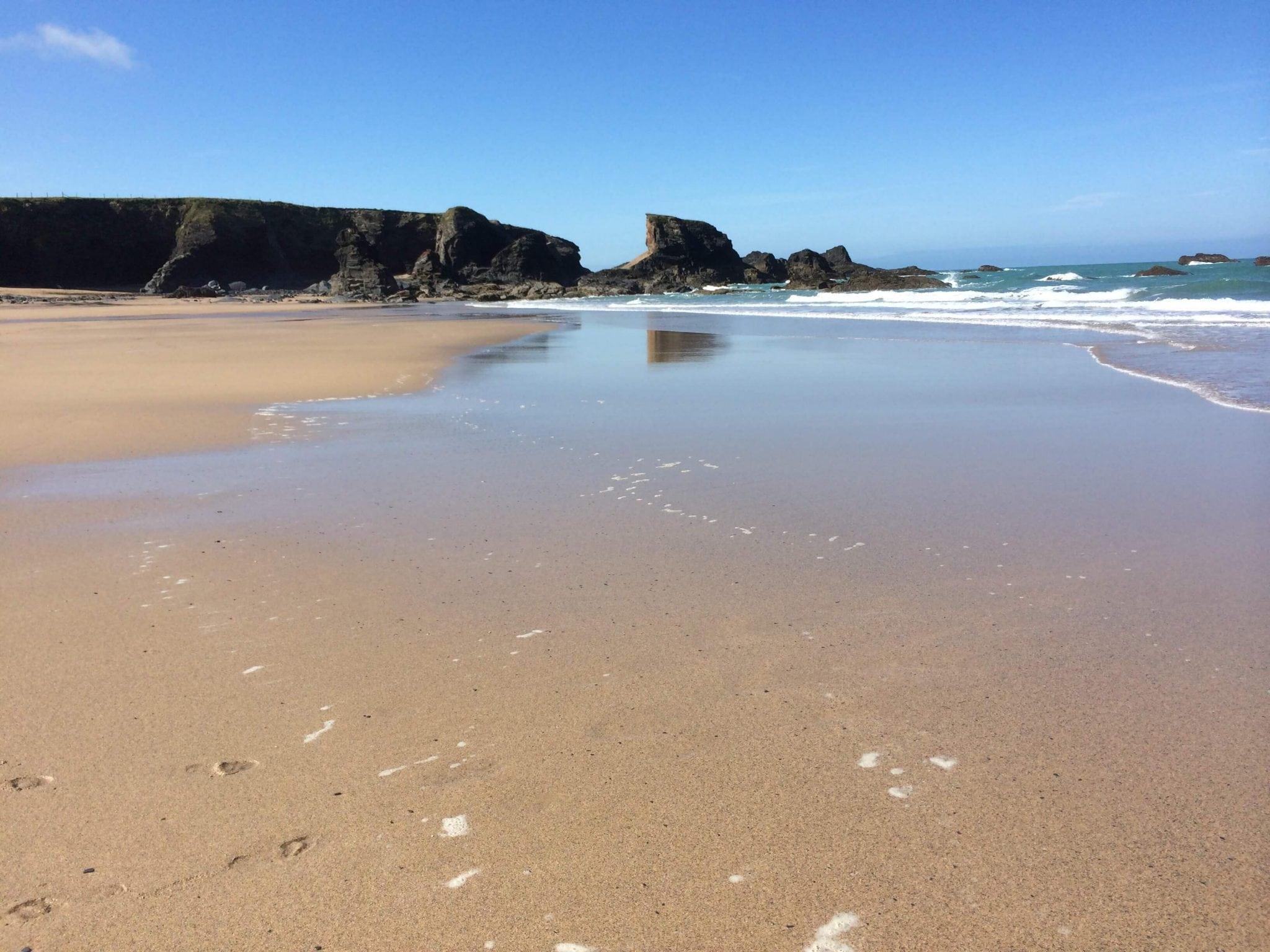 The Beach - from beach